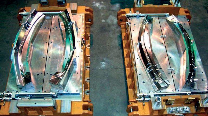 Scansione 3D e reverse engineering nello stampaggio a caldo