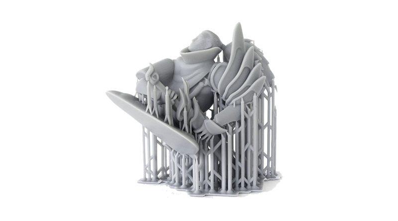 Potenziata la linea produttiva dedicata al 3D Printing
