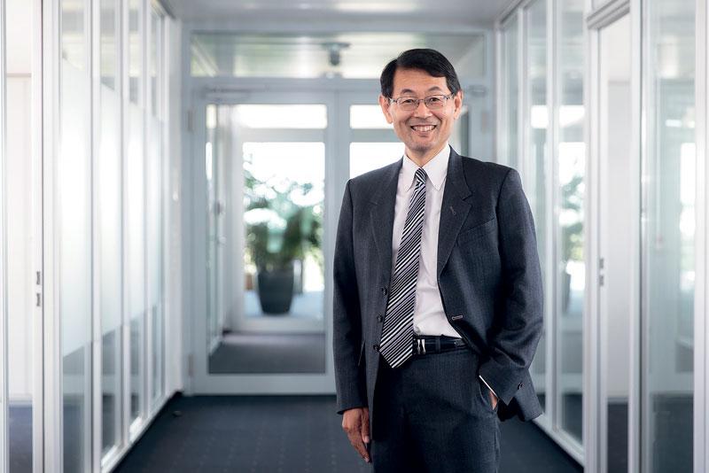 Shinichi Tanzawa, Presidente e CEO di FANUC Europe.