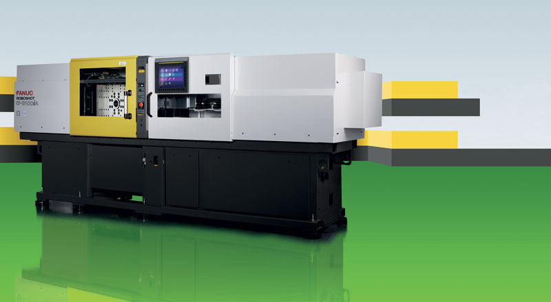 FANUC ha installato in tutto il mondo circa 50.000 presse ROBOSHOT, che sono di tipo completamente elettrico.