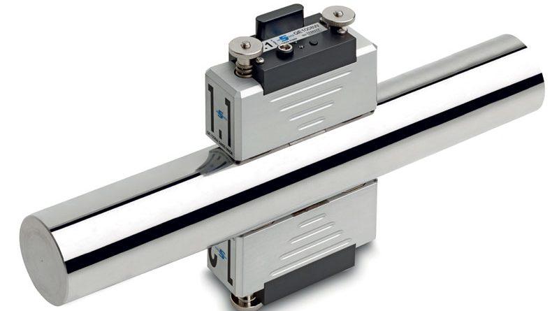 Il sistema QE1008-W misura le deformazioni nelle applicazioni di stampaggio a iniezione.