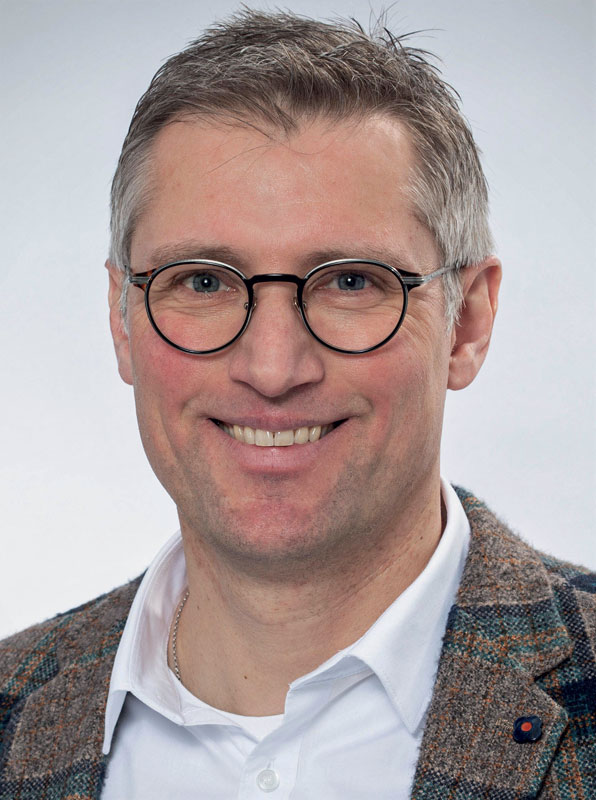 Michael Knauer, Director Milling presso Hoffmann Group.