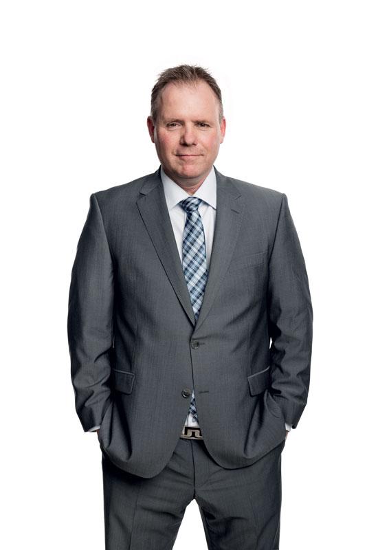 Kristian Egeberg, Presidente Sandvik Additive Manufacturing.