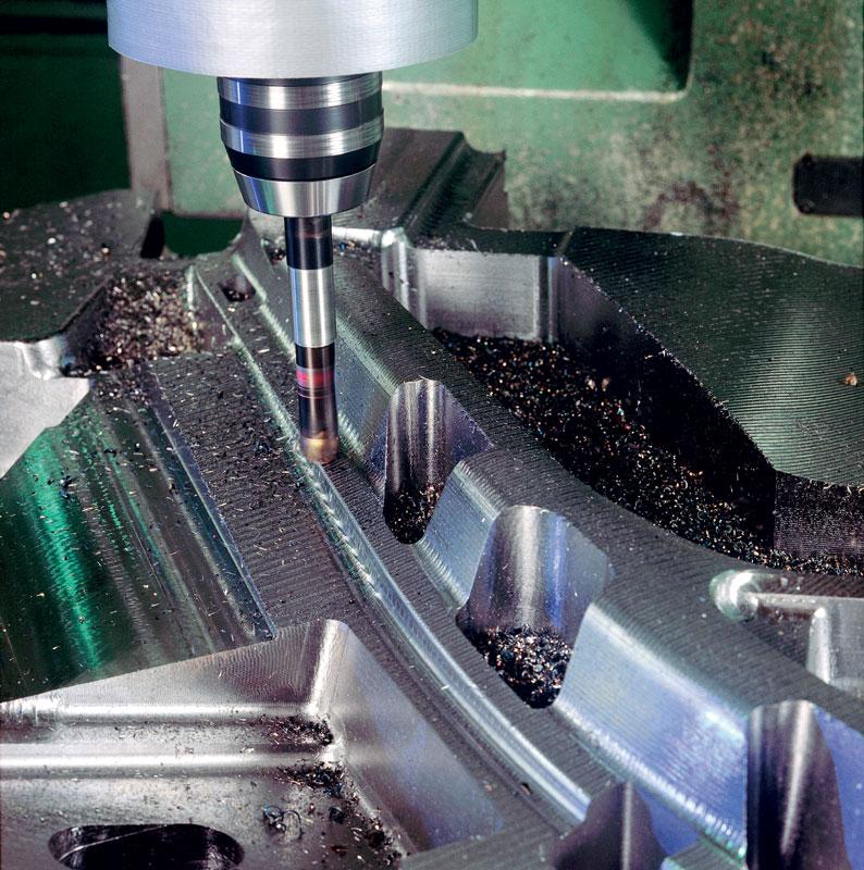 TopSolid garantisce lavorazioni efficienti.