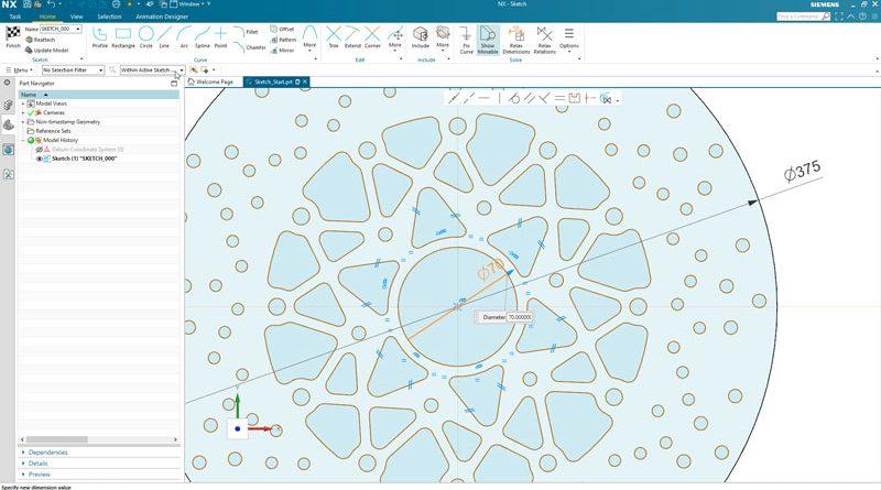 Lo sketching CAD adesso si basa sull'AI