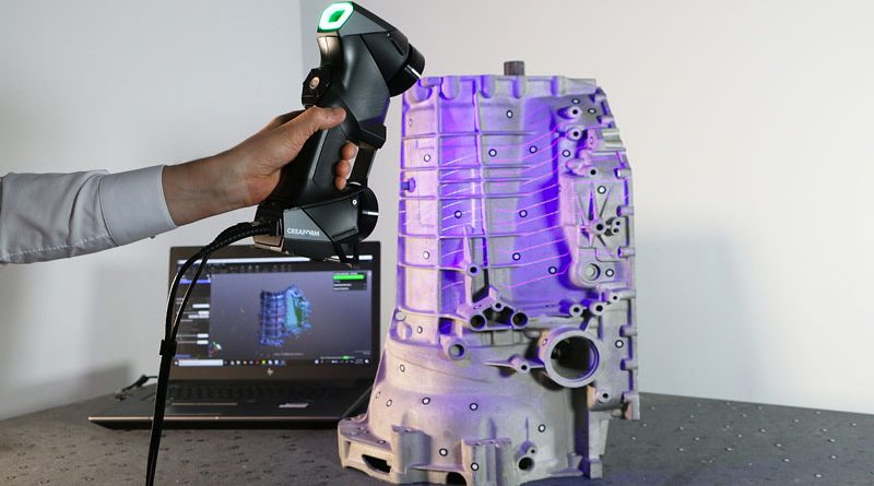 Funzionalità e vantaggi della misurazione ottica 3D