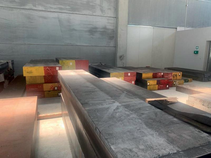 Five Star Special Steel Europe, essendo parte integrante dell'organizzazione commerciale mondiale di Tiangong International, dispone di tutta la produzione dell'acciaieria su apposita richiesta, dal pronto, con una serie di qualità di acciai da utensili che variano dal campo di applicazione del freddo, caldo, rapido, in esecuzione piatti e tondo.