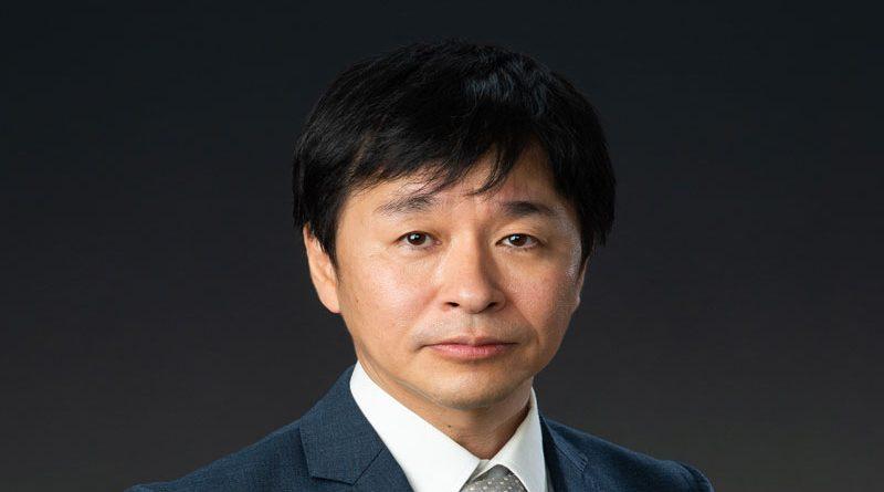 Takahiro Hiraki alla carica di Direttore Generale