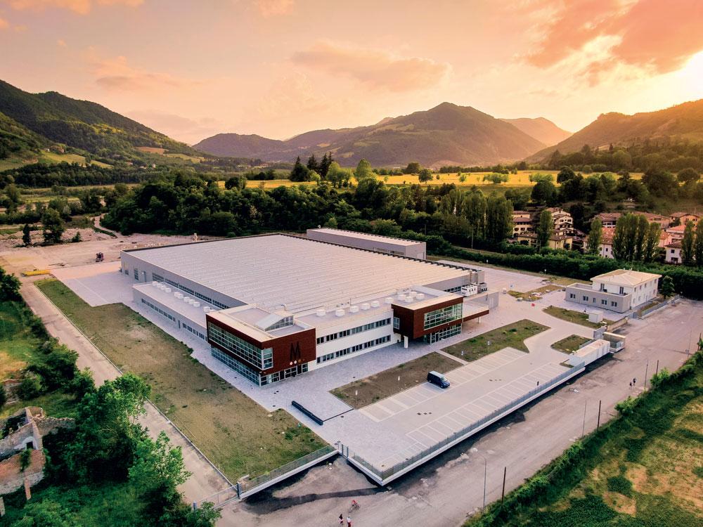 La sede del Tacchificio Monti è a Marzabotto, in provincia di Bologna.