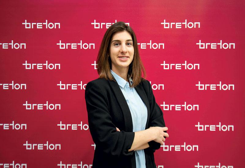 Arianna Toncelli, Corporate Strategy Director di Breton.