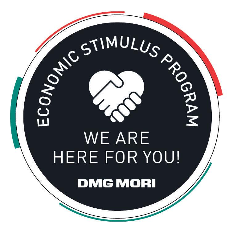 Sulla base di prodotti innovativi e di soluzioni orientate al cliente in materia di finanziamenti e assistenza, DMG MORI ha ampliato il suo pacchetto di incentivi economici al fine di fornire un sostegno mirato e orientato al futuro per l'industria manifatturiera, specialmente in questo periodo.