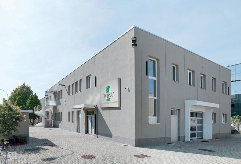 La sede Technai Team è a Lonate Pozzolo, in provincia di Varese.