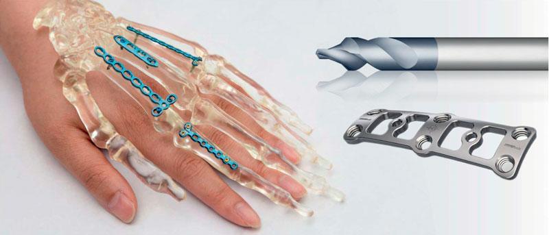 Soluzioni speciali INOMED per il settore medicale.