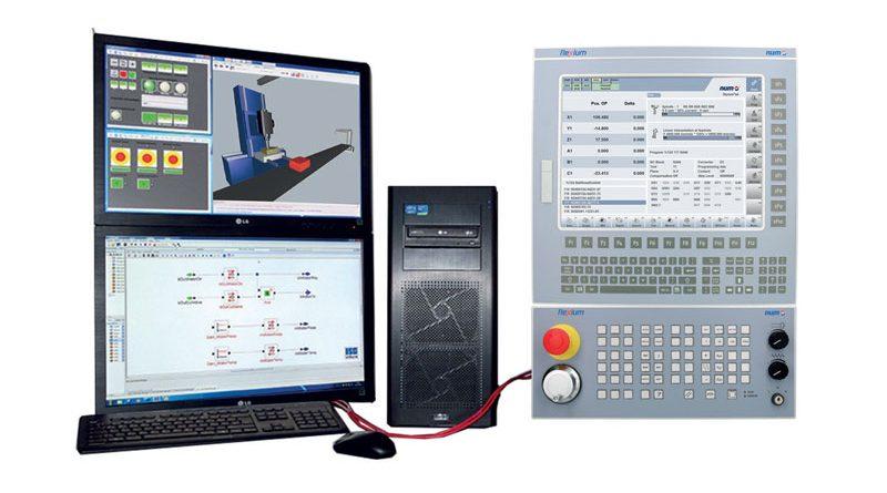 La doppia tecnologia digitale di NUM consente ai produttori di macchine utensili di ridurre drasticamente il loro time to market.
