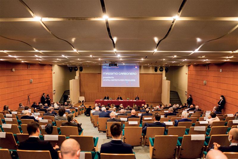 Lo scorso ottobre si è tenuta l'annuale assemblea dei soci di UCIMU-Sistemi per Produrre.