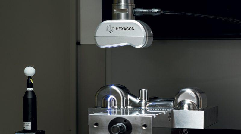Scansione laser per macchine utensili