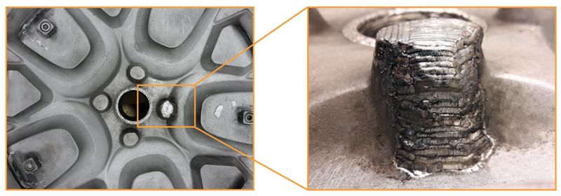 Nel 2021 SISMA presenterà il nuovo modello SWA Fibra: alimentato da una sorgente laser di nuova generazione è stato appositamente progettato per realizzare gli interventi di modifica e riparazione degli stampi danneggiati da usura o impiego.