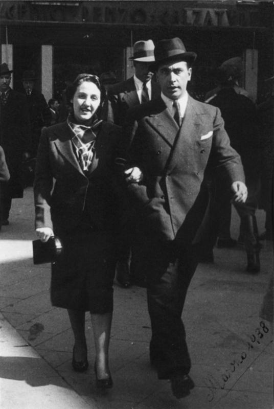 I fondatori di Sorma: Alberico Sorgato e Zoe Marano.
