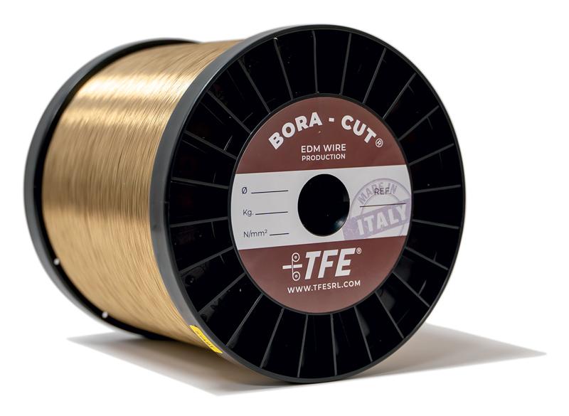Bora Cut è un filo con rivestimento speciale in grado di raggiungere elevati livelli di performance.