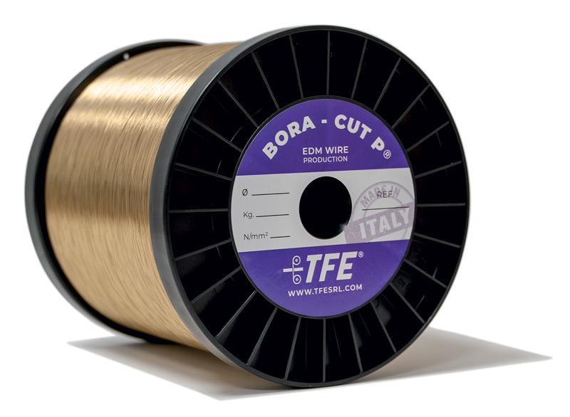 Bora Cut P è il prodotto di punta di T.F.E., con livello potenziato di prestazioni.