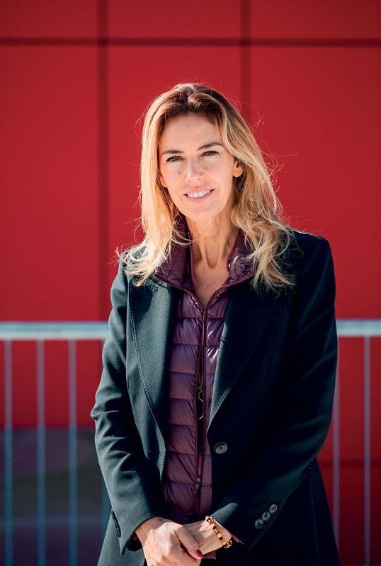 Barbara Colombo, Presidente UCIMU-Sistemi per Produrre.