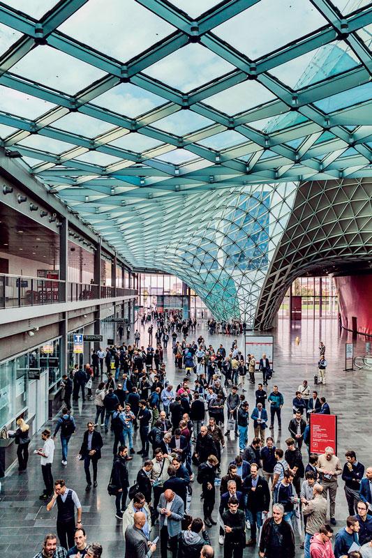 La prossima edizione di EMO MILANO si terrà dal 4 al 9 ottobre 2021.