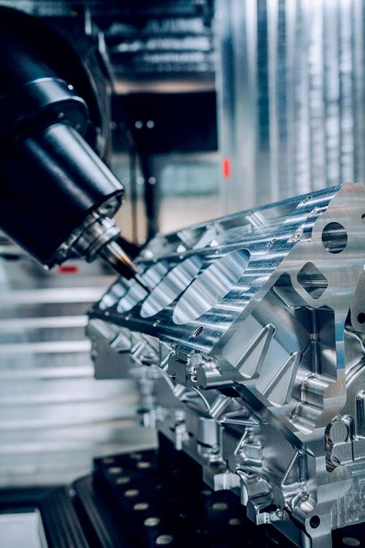Promossa da CECIMO, l'associazione europea delle industrie della macchina utensile, EMO MILANO 2021 è organizzata dalle strutture operative di UCIMU-Sistemi per Produrre.