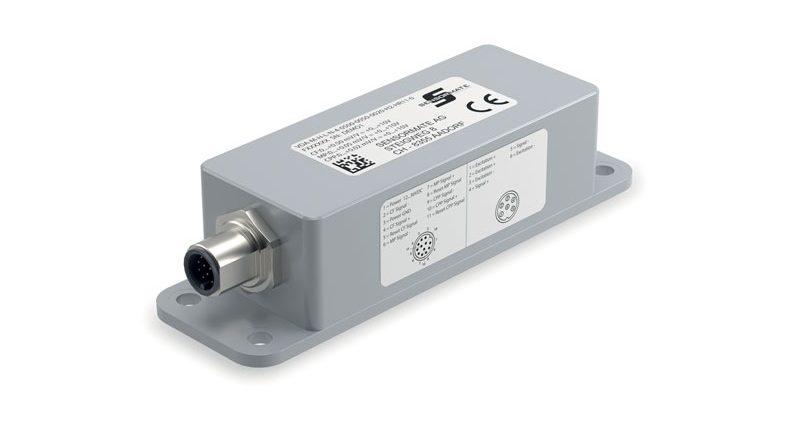 Il nuovo amplificatore VDA-M è indicato per l'impiego in macchine per stampaggio ad iniezione con chiusura a ginocchiera.