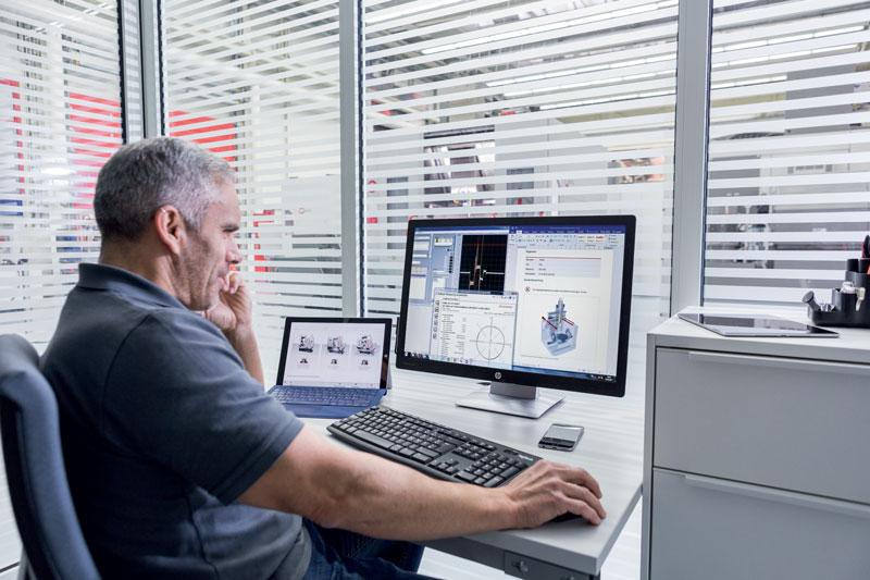 WDS è un sistema che assicura una diagnosi regolare delle condizioni della macchina.