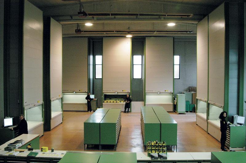La sede di BFT Burzoni è a Podenzano, in provincia di Piacenza.