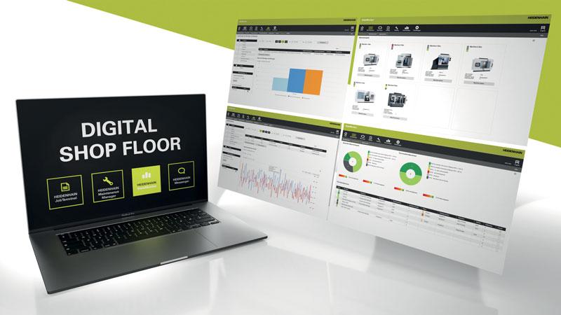 Con il Digital Twin la lavorazione virtuale sulla stazione di programmazione viene eseguita in ufficio proprio come sulla macchina reale in officina.