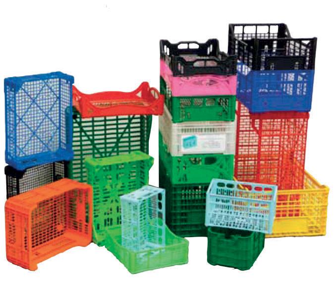 Esempi di prodotti finiti del settore packaging.