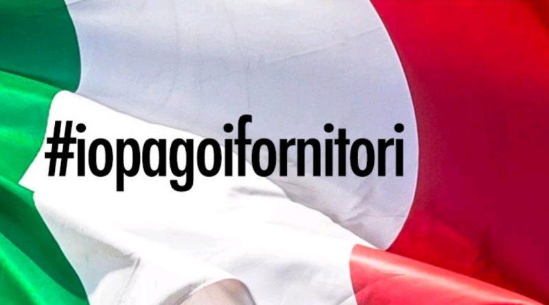 #iopagoifornitori