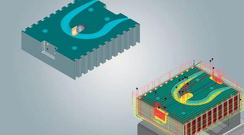 Automazione: dai dati CAD al programma NC.