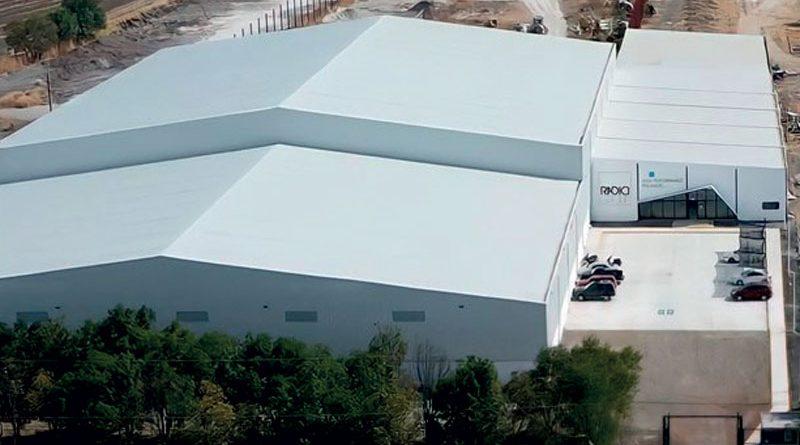 Nuova sede Radici Plastics Mexico.