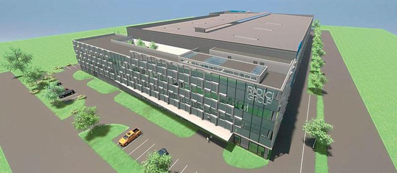 Nuova sede Radici Plastics Suzhou - Cina.