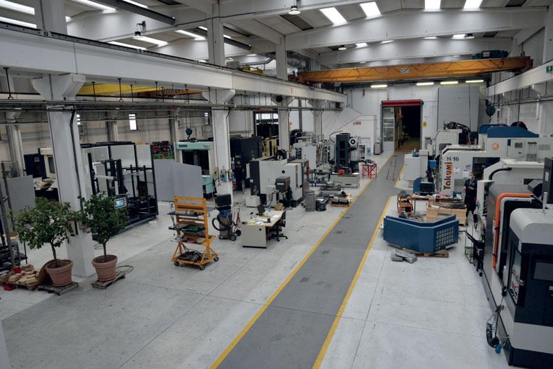 AB Mach è specializzata nell'assistenza, revisione, manutenzione e re-building di tutti i tipi di macchine a CNC, con particolare riguardo a quelli giapponesi