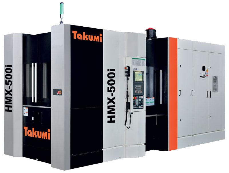 La serie TAKUMI HMX è composta da tre modelli principali caratterizzati dalla dimensione dei pallet che può essere 400×400 mm, 500×500 mm oppure 630×630 mm.