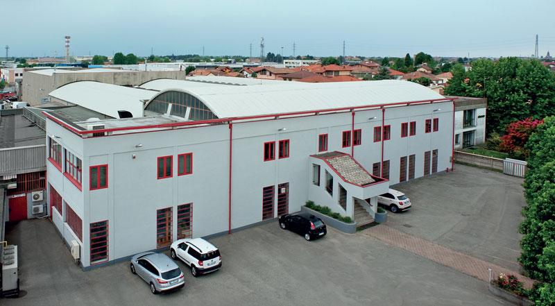 La sede di AB Mach è a Vigevano, in provincia di Pavia.