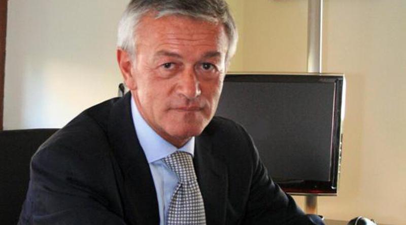 Il direttore generale di Ecopolietilene, Giancarlo Dezio