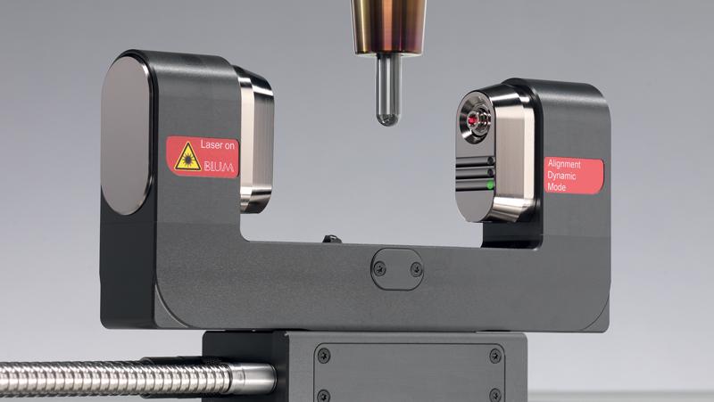 Per la misura e il monitoraggio utensile senza contatto nelle condizioni di lavorazione più difficili, BLUM-NOVOTEST propone il sistema di misura laser LC50-DIGILOG.