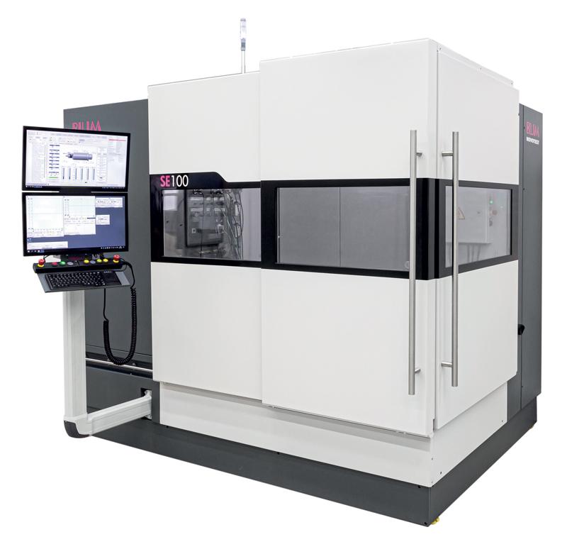 BLUM-NOVOTEST offre banchi di prova da laboratorio per lo sviluppo dei mandrini e banchi di prova per la produzione dei mandrini.