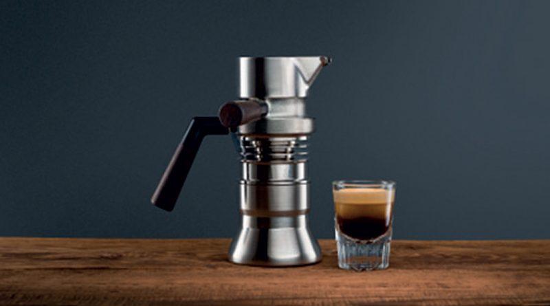 """Proficua collaborazione per la caffettiera """"a propulsione"""""""