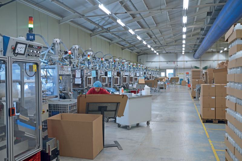 In Flestic oltre quaranta macchine sono dotate di SmartMONITOR.