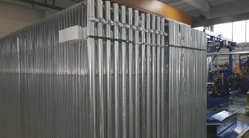 È Industria 4.0 inside e produce recinzioni