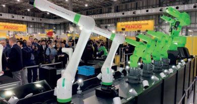 Dal nuovo collaborativo al robot per il taglio e la saldatura laser