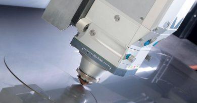 La flessibilità del laser  sostituisce lo stampo di tranciatura