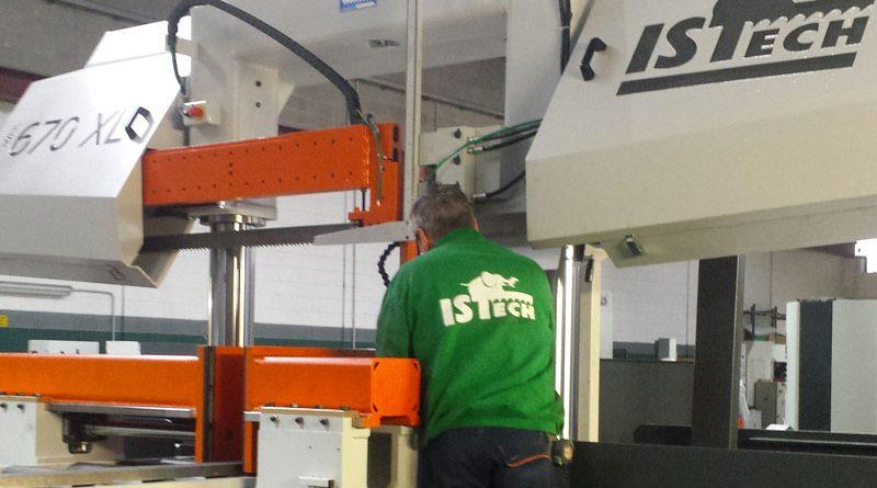 Sistemi automatizzati per il taglio dei metalli