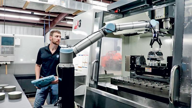 Lavorare in sicurezza fianco a fianco con le persone: è una delle caratteristiche fondamentali dei robot collaborativi.