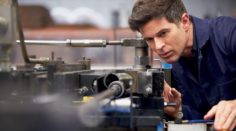 Si rinnovano le macchine per lavorazione e deformazione tubi